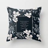 When the day shall come... Jamie Fraser Quote Pillow