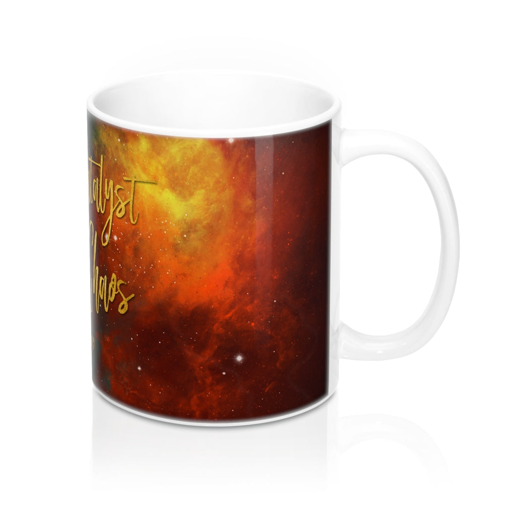 She is catalyst... Illuminae Quote Mug - LitLifeCo.