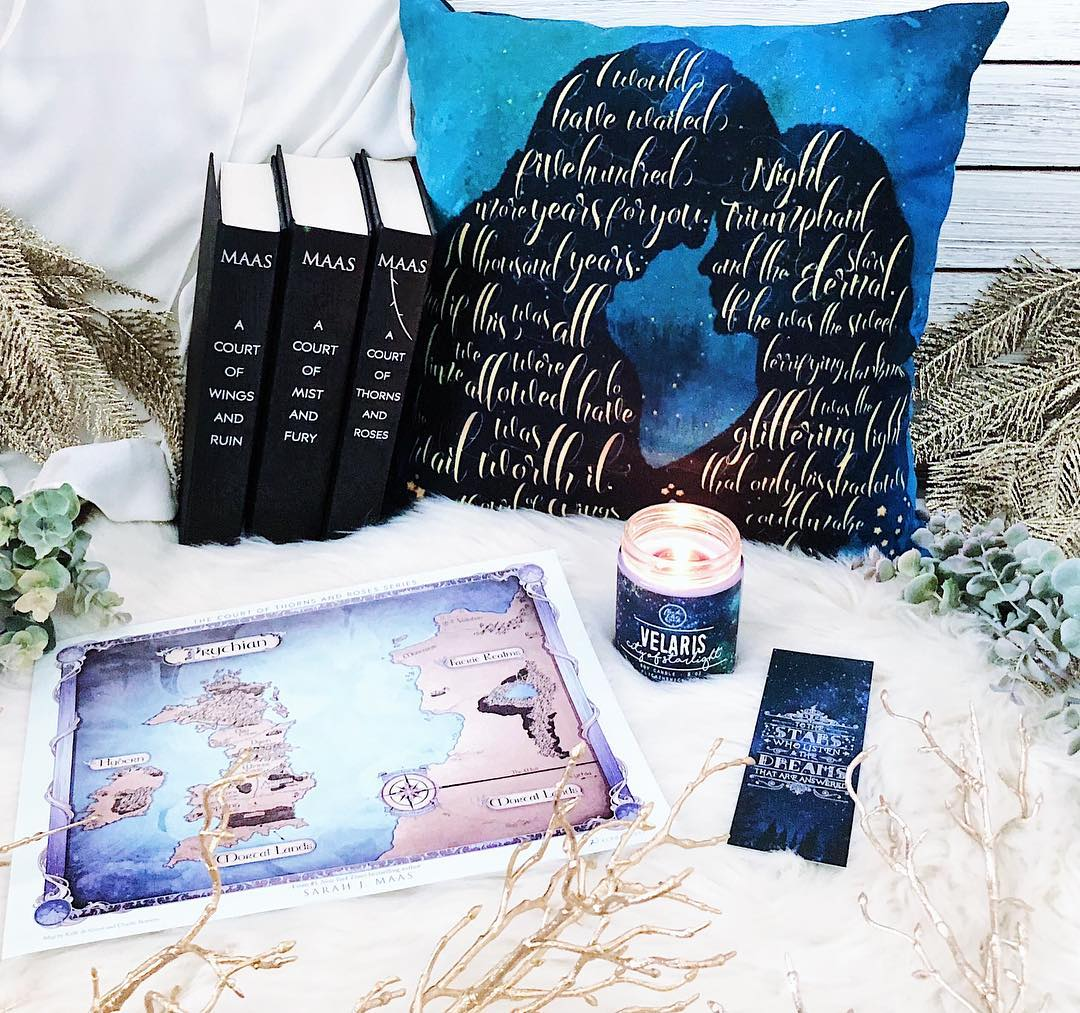 The wait was worth it. A Court of Wings and Ruin (ACOWAR) Quote Pillow - LitLifeCo.