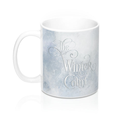 The Winter Court Mug - LitLifeCo.