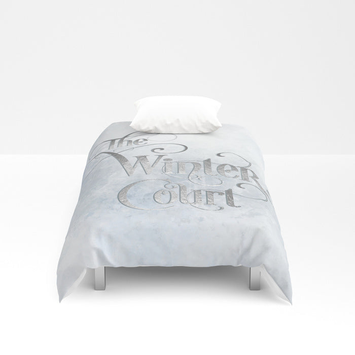 The Winter Court Duvet Cover