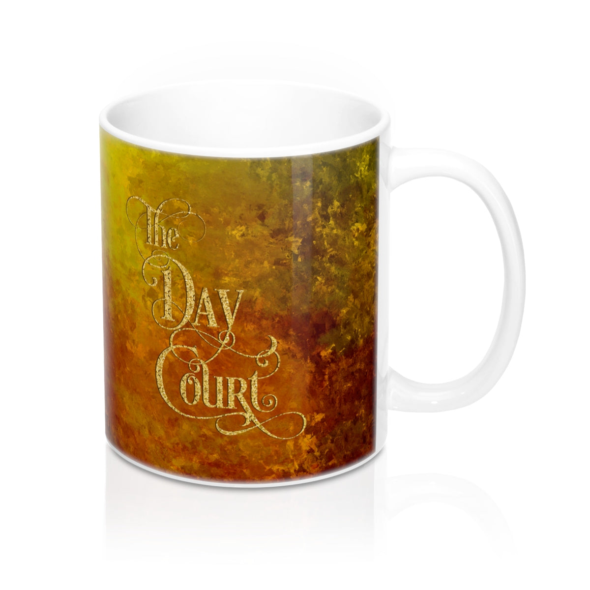 The Day Court Mug - LitLifeCo.