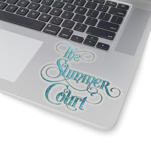 The Summer Court Sticker - LitLifeCo.