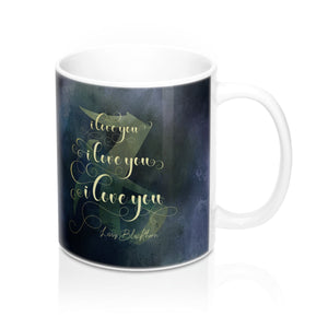 I love you... Livvy Blackthorn Quote Mug - LitLifeCo.