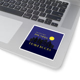 I DON'T HAVE INSOMNIA Sticker - LitLifeCo.
