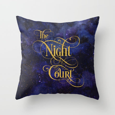 The Night Court Pillow