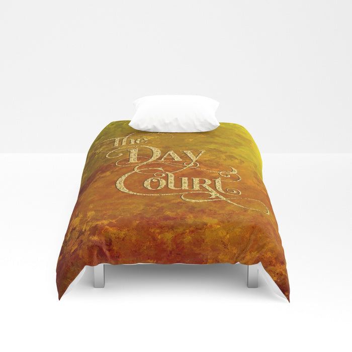 The Day Court Duvet Cover - LitLifeCo.