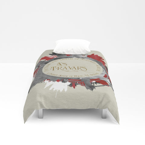 Incredible As Travars For Those Who Dream Of Stranger Worlds A Darker Shade Of Magic Adsom Quote Duvet Cover Gmtry Best Dining Table And Chair Ideas Images Gmtryco