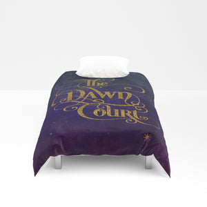 The Dawn Court Duvet Cover - LitLifeCo.