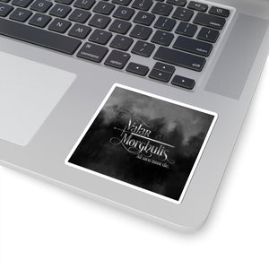 Valar Morghulis. A Game of Thrones (A Song of Ice and Fire Series) Quote Sticker - LitLifeCo.