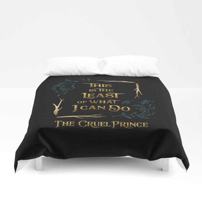 This is the least... Jude Duarte Duvet Cover