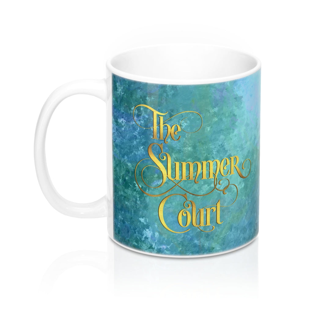 The Summer Court Mug - LitLifeCo.