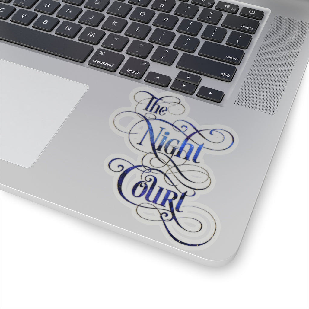 The Night Court Sticker - LitLifeCo.