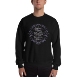 A library is a temple of sorts... Rhysand Quote Unisex Sweatshirt - LitLifeCo.