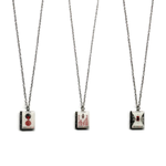 A Darker Shade of Magic Series (ADSOM/AGOS/ACOL) Book Necklace - Literary Lifestyle Company