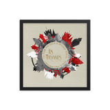 As travars. For those who dream of stranger worlds. A Darker Shade of Magic Quote Art Print - LitLifeCo.