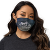 BLUE BANNERS Shadowhunter Children's Rhyme Premium Face Mask