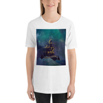 Be what you wish. Kingdom of Ash (Throne of Glass Series) Quote Unisex Short Sleeved Shirt - LitLifeCo.