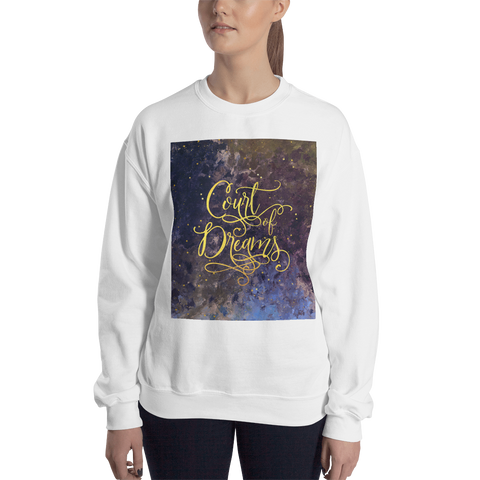 Court of Dreams Unisex Sweatshirt - LitLifeCo.