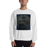 Don't let the hard days win. A Court of Mist and Fury (ACOMAF) Quote Unisex Sweatshirt - LitLifeCo.