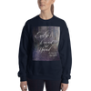 Excelsior. The Raven Boys Quote Unisex Sweatshirt - LitLifeCo.