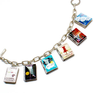 John Green Collection Book Bracelet - Literary Lifestyle Company