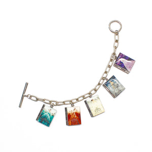 The Selection Series Book Bracelet - LitLifeCo.