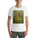 GREEN will heal our broken hearts. Shadowhunter Children's Rhyme Quote Unisex Short Sleeved Shirt - LitLifeCo.