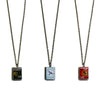 The Hunger Games Trilogy Book Necklace - LitLifeCo.