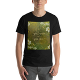 I am your master and you're mine. Jamie Fraser Quote Unisex Short Sleeved Shirt