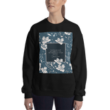 I can bear pain myself but I couldna bear yours... Jamie Fraser Quote Unisex Sweatshirt