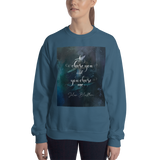 I chose you... Julian Blackthorn Quote Unisex Sweatshirt - LitLifeCo.