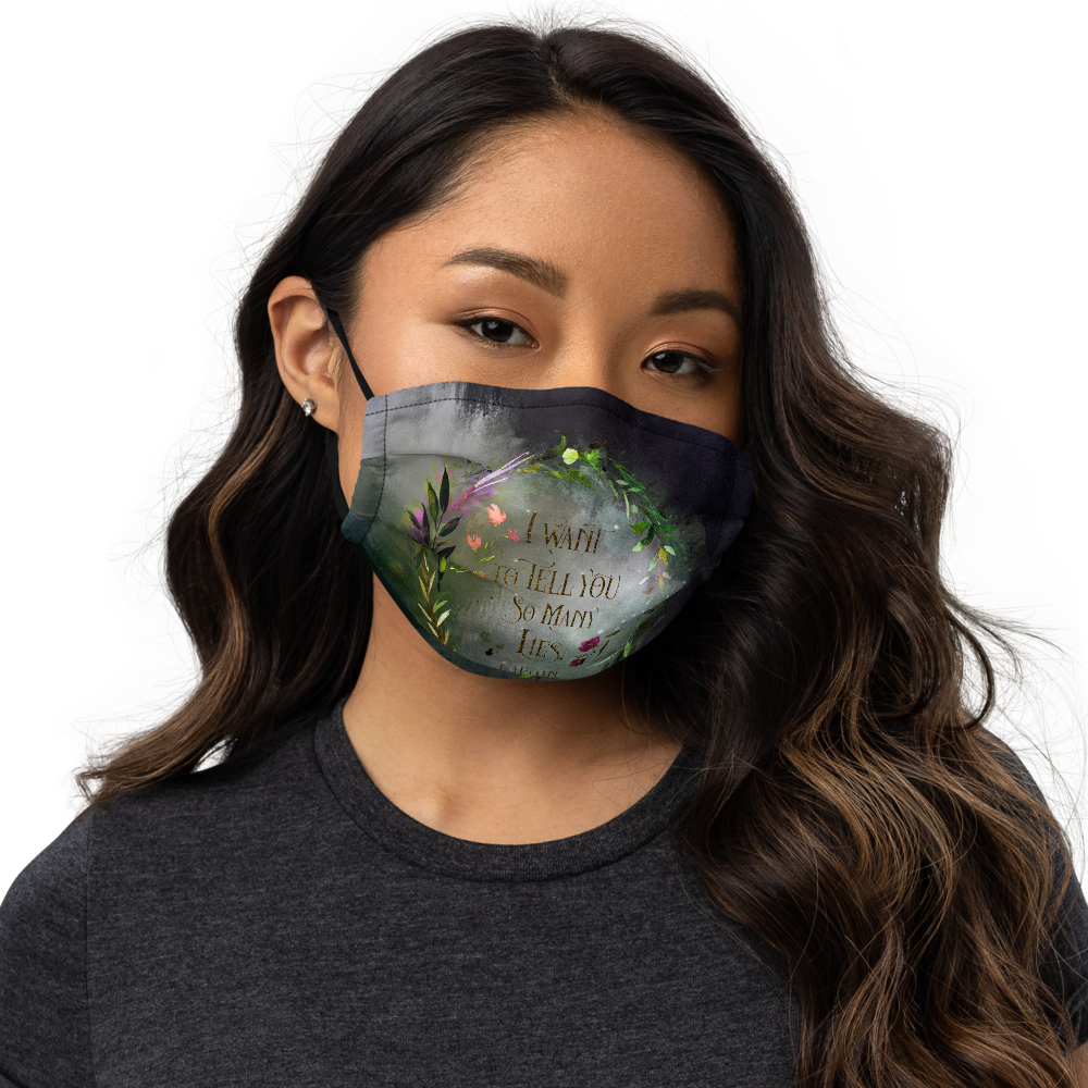 I want to tell you... Cardan Face Mask