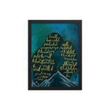 The wait was worth it. A Court of Wings and Ruin (ACOWAR) Quote Art Print