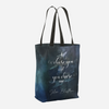 I chose you and you chose me. Julian Blackthorn Book Boyfriend Tote Bag - LitLifeCo.
