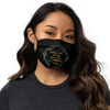 Instead of being afraid... Jude Duarte Premium Face Mask
