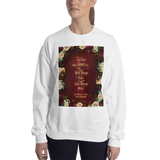 Isn't that what stories do... The Winner's Curse Quote Unisex Sweatshirt - LitLifeCo.