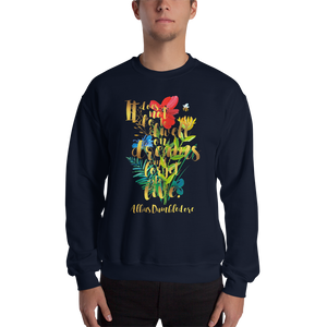 It does not do to dwell on dreams... Albus Dumbledore Quote Unisex Sweatshirt - LitLifeCo.
