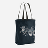 JE SUIS PREST. Outlander Quote Tote Bag - LitLifeCo.