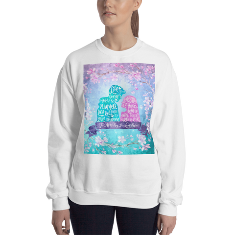 Life and love according to Covinsky. To All the Boys I've Loved Before (TATBILB) Quote Unisex Sweatshirt