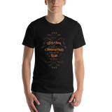 Life is a book... Will Herondale Quote Unisex Short Sleeved Shirt