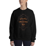 Life is a book... Will Herondale Quote Unisex Sweatshirt