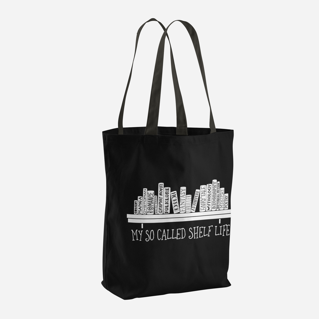 My So Called Shelf Life Tote Bag - LitLifeCo.