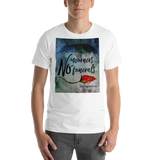 No mourners. No funerals. Six of Crows Quote Unisex Short Sleeved Shirt