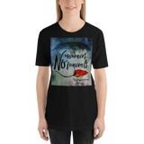 No mourners. No funerals. Six of Crows Quote Unisex Short Sleeved Shirt - LitLifeCo.