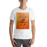 SAFFRON lights the victory march. Shadowhunter Children's Rhyme Quote Unisex Short Sleeved Shirt
