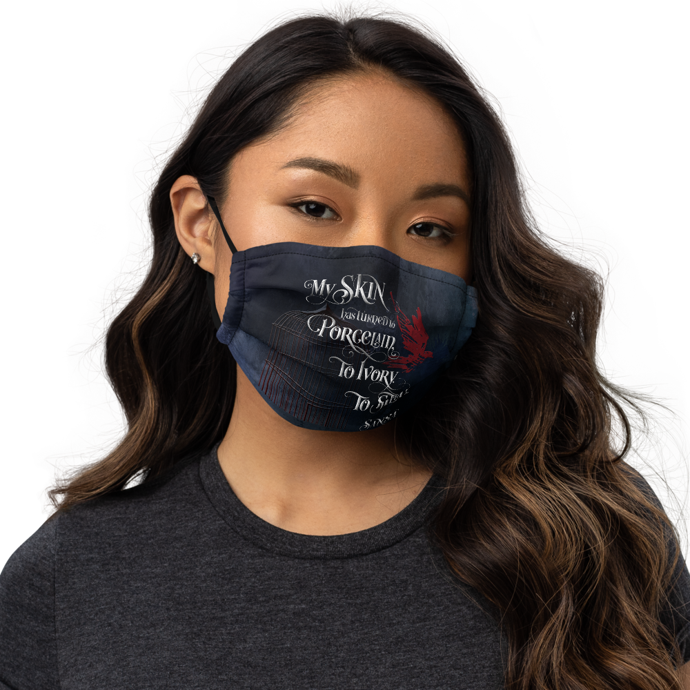 My skin has turned... Sansa Premium Face Mask