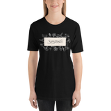 Sassenach Unisex Short Sleeved Shirt - LitLifeCo.