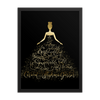 Scarlett's Enchanted Dress. Caraval Art Print - Literary Lifestyle Company