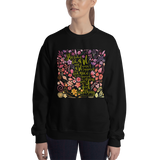 She looked like art... Eleanor and Park Quote Unisex Sweatshirt - LitLifeCo.